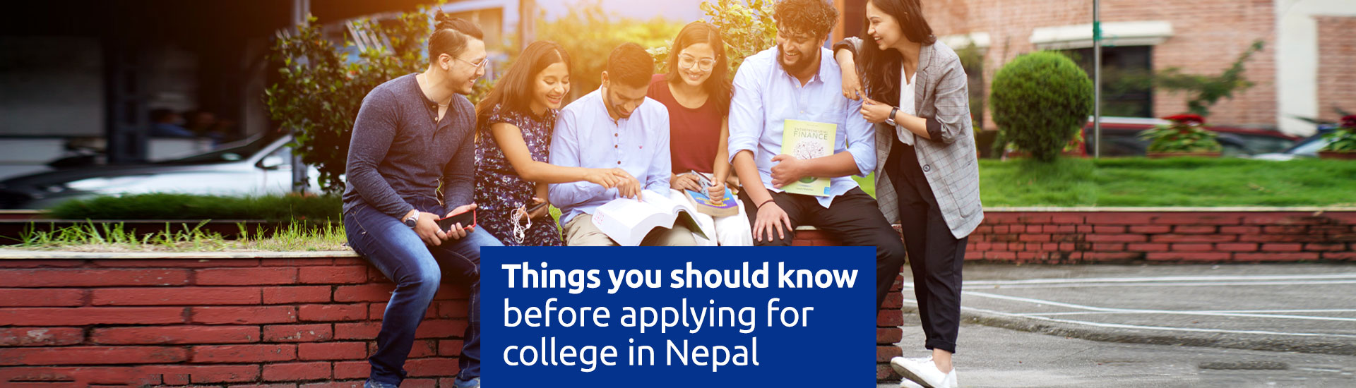 Things you should know before applying for college